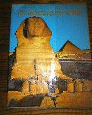 Les merveilles du monde, Wonders of the World 1957, huge photography bk, Cocteau