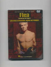 FLEA - RED HOT CHILI PEPPERS FUNK BASS GUITAR DVD NEW