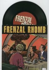 "Frenzal Rhomb ""We're Going Out Tonight"" 7"" NoFx AFI Living End"