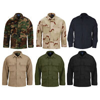 Propper BDU Four Pocket Quick Dry Durable Military Cotton Uniform Tactical Coat