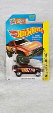 2015 HOT WHEELS TOYOTA OFF-ROAD TRUCK SUPER TREASURE HUNT (VHTF)