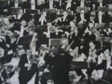 Venezuela Symphony Orchestra Orquesta Sinfonica SIGNED Maestro Jacques Singer 40