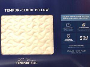 Tempur-Pedic Tempur-Cloud Pillow Queen (New In box)
