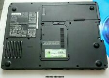 Dell Inspiron 6000 PP12L Lower Base Bottom Case Chassis with Cover & Old Battery