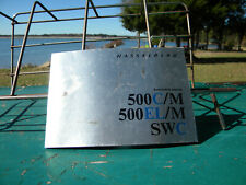 Original Hasselbland Instruction Manual 500 C/M 500EL/M SWC Gbg E22 1 76
