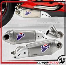 Termignoni D129 Titanium Ducati 1199 Panigale 12>13 94dB Racing Slip On Exhausts