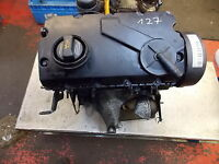 VW PASSAT B5.5 1.9 TDI SALOON '05 COMPLETE DIESEL BARE ENGINE CODE AVB