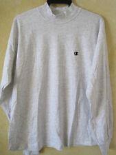 Vintage 1990 Nos Champion mock turtleneck long sleeve shirt, Large