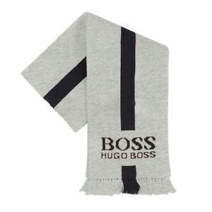 Hugo Boss Kids Light Scarf J01079 Light Grey