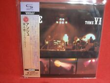 ANGE Tome VI JAPAN Mini LP SHM CD 2 in 1 Live 1977 Area Atoll UICY-75470