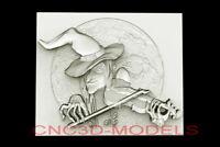 3D Models for CNC Router STL File Artcam Aspire Vcarve Relief Carving D687