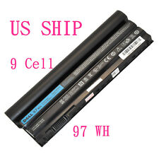 Genuine 97WH Battery For Dell Latitude E6420 M5Y0X T54FJ 312-1163 8P3YX NEW