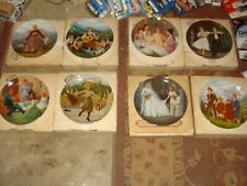 Knowles Collector Plates - The Sound Of Music - 8 Plates - Boxes Free Ship