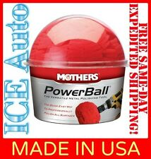 3-DAY SALE!! MOTHERS POWERBALL Polishing Tool 05140 Power Ball