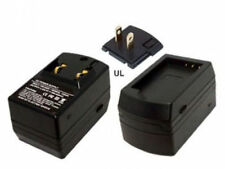 Charger Replacement for Casio Exilim SV-AS10PP-S BattPit trade; New Digital Camera Battery 800 mAh