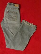 Levi's Women's Perfect Waist 525 Boot Cut Denim Blue Jeans Size 8 (W29 L31)