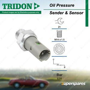 Tridon Oil Pressure Light Switch for Volvo S40 V40 T4 1.8L 1.9L 2.0L