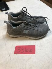 Skechers 11883 Sports Next Generation Gray Sneakers Shoes Womens Size 6.5