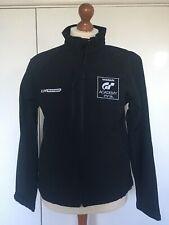 Black Softshell Nissan PlayStation 3 PS3 Jacket fleece lined Size M 140M