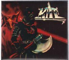 KAT 666 METAL AND HELL 2CD 2011 NEW LIMITED 25 ANNIVERSARY EDITION KOSTRZEWSKI