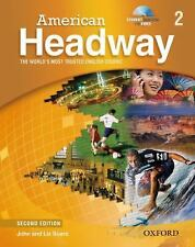 American Headway Level 2 Textbook, Second Edition