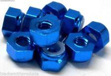 Pièces et accessoires bleus pour véhicules RC 1/10 1:10