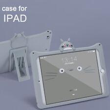 """Totoro Silicone Soft Case For Apple iPad 2/3/4/5 /6 Air Mini Pro 9.7"""" 10.5"""" 11"""""""