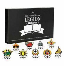 Legion Pin Badge Set Black Library Warhammer