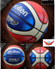 Molten Gp76 #7 Pu Basketball Training Standard Basketball Ball W/Pin & Bag