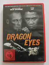 DVD Dragon Eyes- Van Damme - in tedesco e inglese - in deutsch und englisch