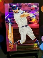 2020 TOPPS CHROME PETE ALONSO GOLD CUP PINK REFRACTOR RC #80 SP MINT HOT!!!