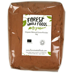Organic Natural Cacao Powder - Forest Whole Foods