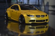 RC Body Karo 1/10 scale model BMW M3 e92 Wide Body to fit Tamiya MST Yokomo