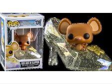 Disney Pop Vinyl Gus Gus in Glitter Sparkle Slipper Cinderella Funko damaged