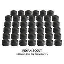 2015-2018 Indian Scout Accessories, Motorcycle Engine Blackout Accessory 41pc
