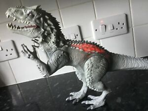 Jurassic World Indominous Rex Large Dinosaur with lights/ sounds