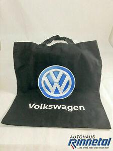 VW Beutel, Baumwolltasche, Tragetasche, schwarz, 000087317B