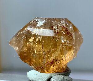 65 ct Beautiful Full Terminated Topaz Crystal From Skardu Pakistan