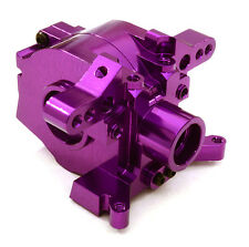C26954PURPLE Integy Front Center Gearbox Bulkhead for Vaterra Twin Hammers