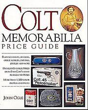 COLT MEMORABILIA PRICE GUIDE BOOK non gun merchandise items  - Color Photos NEW