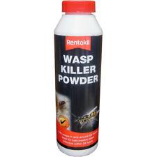 Rentokil Wasp & Nest Killer Destroyer Powder 300g Effective in Just 24 Hours NEW