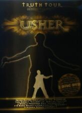 Usher Truth Tour Behind the Truth Live from Atlanta Limited Edition 3 Disc DVD