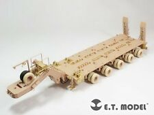 ET Model E35133 1/35 M1000 HET Semi-Trailer Detail Up Set for Hobby Boss 85502