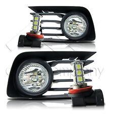 06-09 Toyota Prius Fog Lights w/Wiring Kit & LED Bulbs - Clear