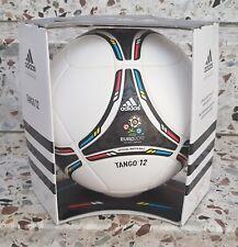 Neu Adidas Matchball Tango 12 Uefa Euro 2012 Pallone Football Ballon Soccer Ball