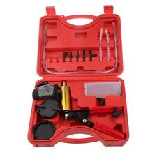 Hand Held Brake Bleeder Tester Set Bleed Kit Vacuum Pump for Car Motorbike
