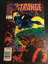 Doctor Strange,Sorcerer Supreme#28 Incredible Condition 9.4(1991) Ghost Rider