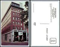GEORGIA Postcard - Savannah, John Wesley Hotel L29