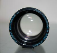 Kodak Ektanar C Slide Projection Lens - 102mm - f2.8