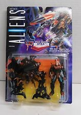 1992 Aliens Space Marine Atax Action Figure with Alien Disguise Gear Kenner NIP